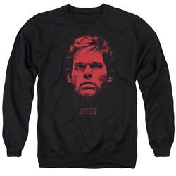 Dexter - Mens Bloody Face Sweater