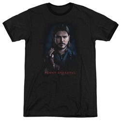 Penny Dreadful - Mens Ethan Ringer T-Shirt