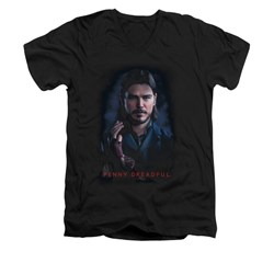 Penny Dreadful - Mens Ethan V-Neck T-Shirt