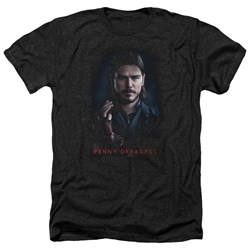 Penny Dreadful - Mens Ethan Heather T-Shirt