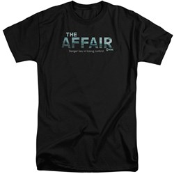 Affair - Mens Ocean Logo Tall T-Shirt