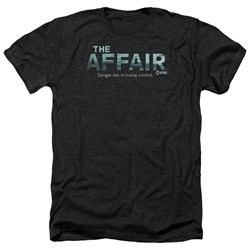 Affair - Mens Ocean Logo Heather T-Shirt