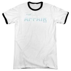 Affair - Mens Logo Ringer T-Shirt