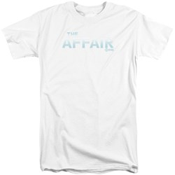 Affair - Mens Logo Tall T-Shirt