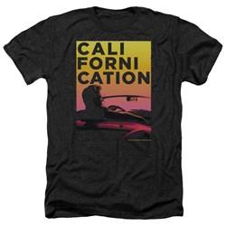 Californication - Mens Sunset Ride Heather T-Shirt