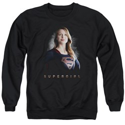 SuperGirl - Mens Stand Tall Sweater