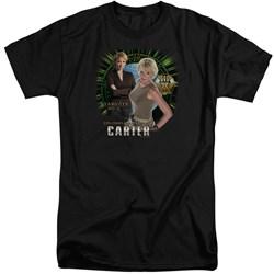 Stargate SG1 - Mens Samantha Carter Tall T-Shirt