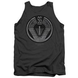 Stargate SG1 - Mens Team Badge Tank Top