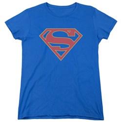 SuperGirl - Womens Logo T-Shirt