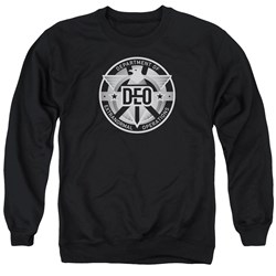 SuperGirl - Mens Deo Sweater