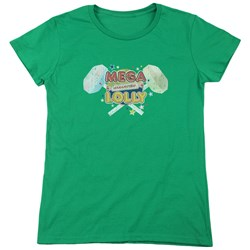 Smarties - Womens Mega Lolly T-Shirt