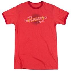 Smarties - Mens Enjoy Ringer T-Shirt