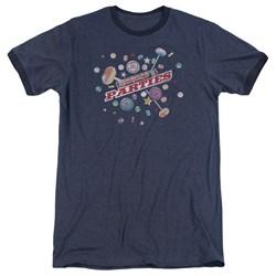 Smarties - Mens Parties Ringer T-Shirt