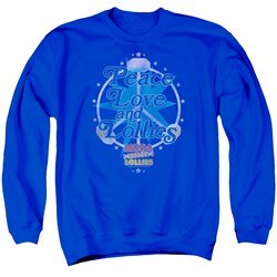 Smarties - Mens Peace Lollies Sweater