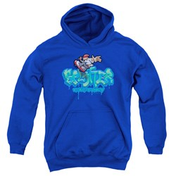 Sk8Ter Bloo - Youth Pullover Hoodie