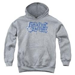 Graffic Splatter - Youth Pullover Hoodie