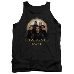 Stargate SG1 - Mens Sg1 Team Tank Top
