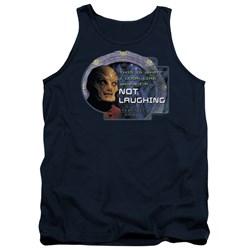 Stargate SG1 - Mens Not Laughing Tank Top