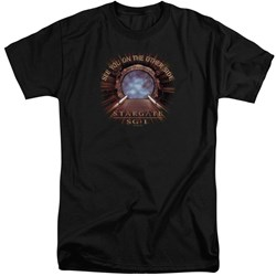 Stargate SG1 - Mens Other Side Tall T-Shirt