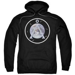 Stargate SG1 - Mens Earth Emblem Pullover Hoodie