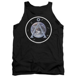 Stargate SG1 - Mens Earth Emblem Tank Top