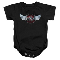 Reo Speedwagon - Toddler Rendered Logo Onesie