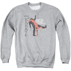 Hai Karate - Mens Name Sweater
