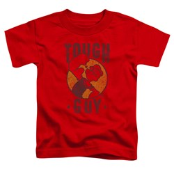 Popeye - Toddlers Tough Guy T-Shirt