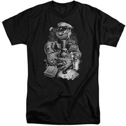 Popeye - Mens Mine All Mine Tall T-Shirt