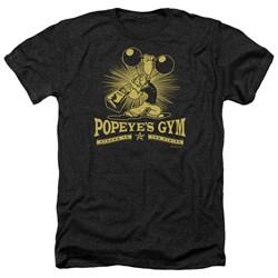 Popeye - Mens Popeyes Gym Heather T-Shirt