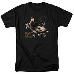 Chevy - Mens Night Moves T-Shirt