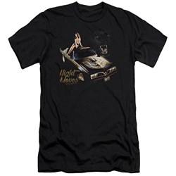 Chevy - Mens Night Moves Premium Slim Fit T-Shirt