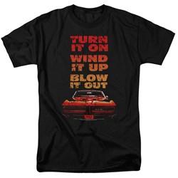 Pontiac - Mens Blow It Out Gto T-Shirt