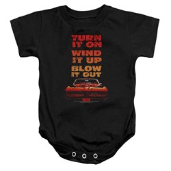 Pontiac - Toddler Blow It Out Gto Onesie