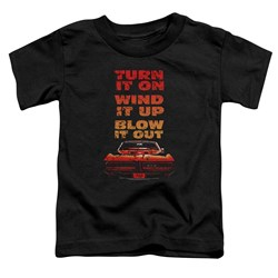 Pontiac - Toddlers Blow It Out Gto T-Shirt