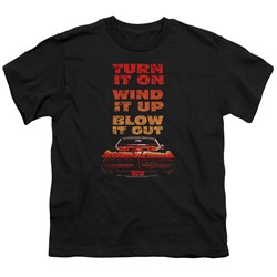 Pontiac - Big Boys Blow It Out Gto T-Shirt