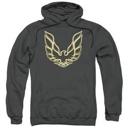 Pontiac - Mens Iconic Firebird Pullover Hoodie