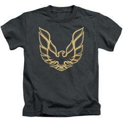 Pontiac - Little Boys Iconic Firebird T-Shirt