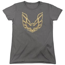 Pontiac - Womens Iconic Firebird T-Shirt