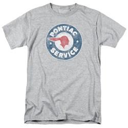 Pontiac - Mens Vintage Pontiac Service T-Shirt