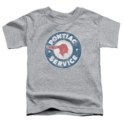 Pontiac - Toddlers Vintage Pontiac Service T-Shirt