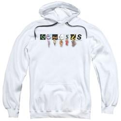 Genesis - Mens New Logo Pullover Hoodie