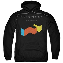 Foreigner - Mens Agent Provocateur Pullover Hoodie