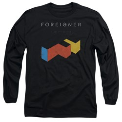 Foreigner - Mens Agent Provocateur Long Sleeve T-Shirt