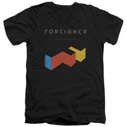 Foreigner - Mens Agent Provocateur V-Neck T-Shirt