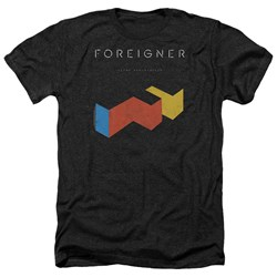 Foreigner - Mens Agent Provocateur Heather T-Shirt