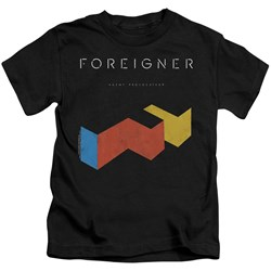 Foreigner - Little Boys Agent Provocateur T-Shirt