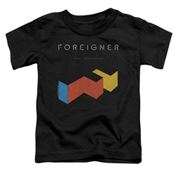 Foreigner - Toddlers Agent Provocateur T-Shirt