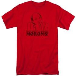Princess Bride - Mens Morons Tall T-Shirt