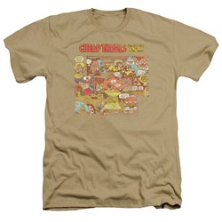 Big Brother And The Holding Company - Mens Cheap Thrills Heather T-Shirt